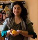 and bring forth a globe of sunshine, a zesty festy uplifting::: orange