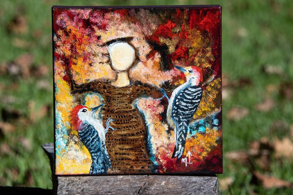 """Woodpecker Spirit 8"""" x 8"""""""